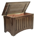 Walnut Mission Cedar Chest