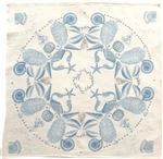 Sealife Napkins. Set of 6.