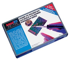 AK-100 Learn to Solder Kit