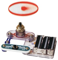 SCP-06 Snap Circuits Mini Kit Flying Saucer