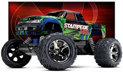 TRA36076-4 Stampede VXL RTR w/Stability Management