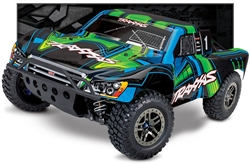 TRA68077-4 1/10 Slash 4x4 Ultimate RTR w/TSM