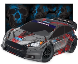 TRA74054-4 Traxxas Ford Fiesta ST RTR 1/10 4WD Rally Car