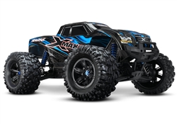 TRA77086-4 X-Maxx 4WD 8s-Capable Brushless Elec Mnstr