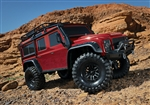 TRA82056-4 TRX-4 Defender Land Rover Rock Crawler