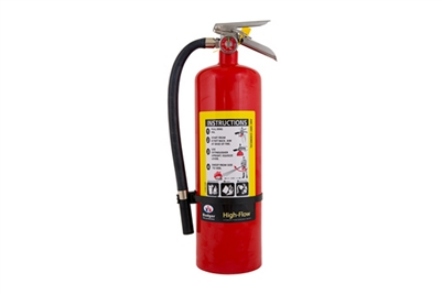 BADGER ADVANTAGE 10 LB 4-A:60-BC FIRE EXTINGUISHER