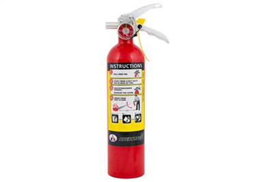 BADGER ADVANTAGE 2.5 LB 1-A:10-BC FIRE EXTINGUISHER