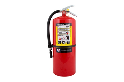 BADGER ADVANTAGE 20 LB 6-A:80-BC FIRE EXTINGUISHER