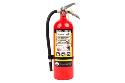 BADGER ADVANTAGE 5 LB 3-A:40-BC FIRE EXTINGUISHER