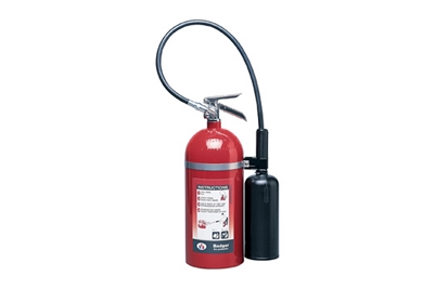 BADGER CARBON DIOXIDE 10LB 10-B:C EXTINGUISHER