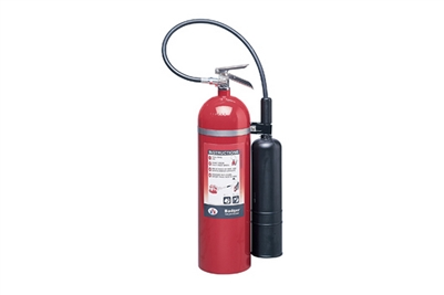 BADGER CARBON DIOXIDE 15LB 10-B:C EXTINGUISHER