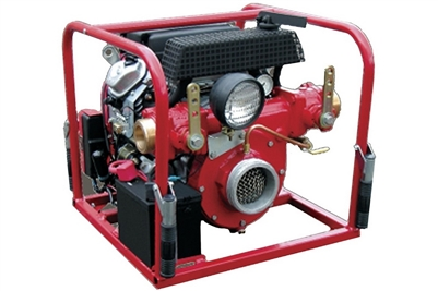 CET PORTABLE FIRE PUMP - PFP-20HPHND-2D
