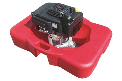 CET PORTABLE FLOATING FIRE PUMP - PFP-6HP-FL