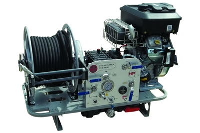 CET - SKID UNIT - ULTRA POWER PAC - HIGH PRESSURE
