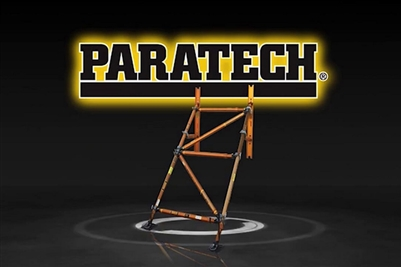PARATECH ABSOLUTE FLYING RAKER SET - 8'