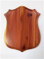 Cedar Badge Shoulder Mount Panel 18x23