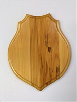 Pecky Cypress Classic Shoulder Mount Panel 18x23