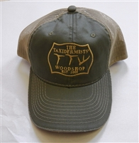 TTW Hat Olive and Khaki With Mesh Back