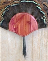 Cedar Turkey Fan Beard Mounting Kit - 01