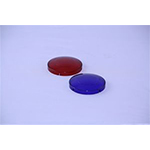 Light Lens Set Red/Blue