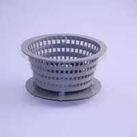 Lily Basket for WaterWay Filteration Canister, Gray