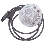 "21 LED 5"" Light, Daisy Chain Assembly"