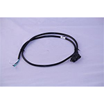 120V Power Cord, 4\', 10A, (BL,OZ,PS,CP)
