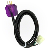 Blower Power Cord, J&J, SMD Application, 120V
