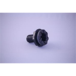 Ozone Wall Fitting, Drain Valve (Graphite)