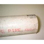 "Pipe Rigid 1-1/2"" SCH 40 PVC"