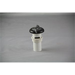 "1"" Top-Access Air Control Valve, S-Handle 3-5/8"" Cap- G"