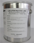 Graphokote 495 gallon can