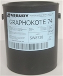 Graphokote 74 gallon can