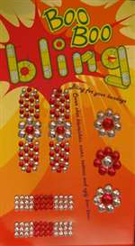 Boo Boo Bling Crystal Bandages