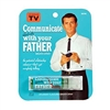 Blue Q Breath Spray: Communicate With Dad