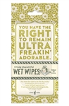 Blue Q Wet Wipes