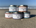 City Scents 8 oz Tin Candles