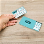 Carded IOU