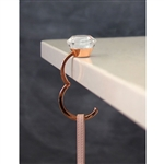 Fancy That Gem Bag Hook + LED Light