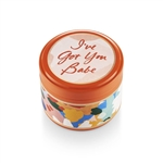 Illume Happy Mini Tin Candle