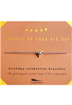Birthday Bracelet: Sparkle on Your Big Day