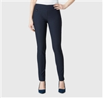 "Lisette Solid Magical Lycra 31"" Style 805 Navy Pant"