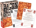 Bacon Recipe Playing Cards