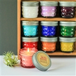 Paddywax Relish 3 oz Glass Jar Candle