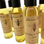 Queen Bee Bath, Body, & Massage Oil