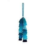 Double Blue Ombre Tassel