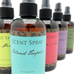 Sensual Light Scent Spray