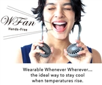 WFan - Wearable Hands Free Fan
