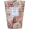 Voluspa Rose Table Candle