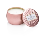 Voluspa Vermeil Collection: Mini Tin Candle